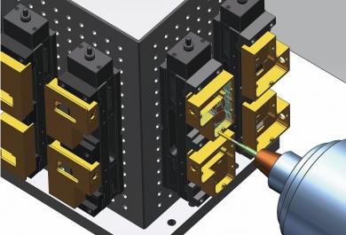 Digitální dvojče je přesný virtuální model skutečného produktu, výrobních procesů a zdrojů, který funguje jako jejich fyzický ekvivalent