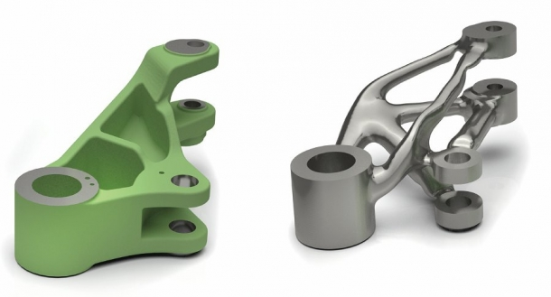 Aditivní výroba mění způsob, jakým se výrobky navrhují a vyrábějí. Generativní design umožňuje konstruktérům vytvářet zcela nové komponenty, které lze vyrobit pouze pomocí 3D tisku