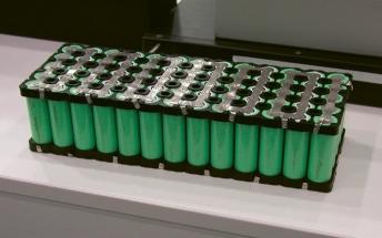 Sestava lithiových článků 18650 do bateriového bloku