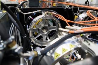 V celém systému zkušebního zařízení Siemens a Airbus provozují a ověřují celkovou dynamiku systému, včetně elektrických, tepelných a mechanických aspektů (foto Siemens)