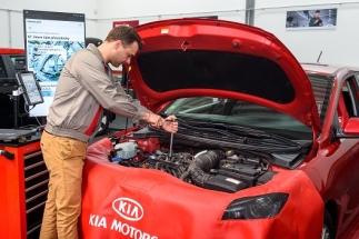 Kia o krok napřed s přestavbou modelů na novou emisní normu Euro 6d-Temp