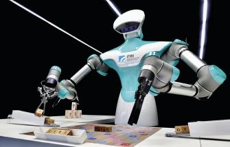 Roboty ITRI dokumentují inovační schopnost ústavu ITRI nabízet průlomové řešení pro inteligentní život.