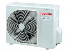 Jednotka Super Digital Inverter. model R32 venkovní jednotka 2HP od firmy Toshiba