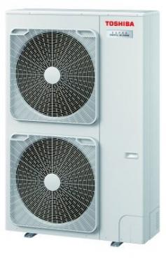 Venkovní klimatizační jednotka, typ Toshiba Super Digital Inverter R32 3-4-unit 3HP