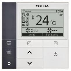 Dálkový ovladač Toshiba RAV VRF Lite Vision RBC-AMS55E-ES/EN
