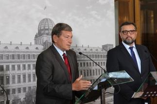Ministr Tomáš Hüner: První materiál k dostavbě jaderných bloků dáme na vládu v červnu, rozhodnout by se mělo do konce roku