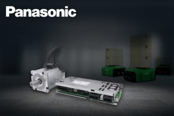 Panasonic rozšiřuje svou řadu servomotorů MINAS A6 o nový typ MINAS A6V