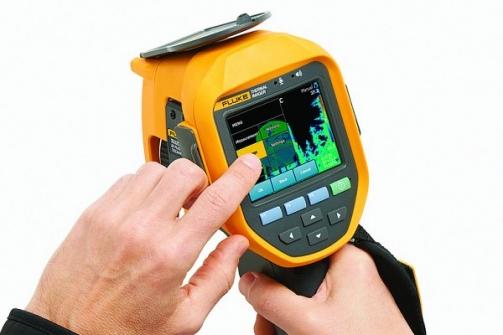 Snadná detekce i nepatrných teplotních rozdílů usnadňuje diagnostiku technických problémů