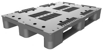 Plastová paleta Rackpal® 1208M