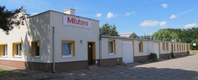Hlavní sídlo firmy Mitutoyo Česko v Teplicích