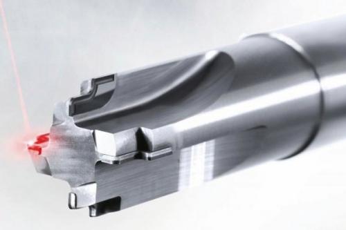Obr. 1: Laserem opracovávaný nástroj