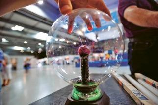 Stánky vystavovatelů doplní přednášky, science show i dokumentární filmy