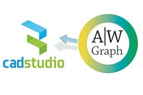 CAD Studio se stává vlastníkem 100% podílu v A|W Graph s.r.o.