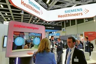 Siemens Healthineers představil svůj program využívající umělou inteligenci