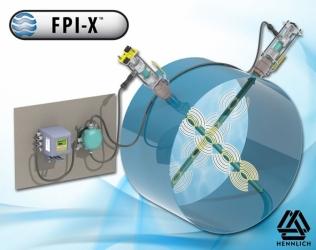 Souprava FPI-X pro extrémní turbulentní proudění