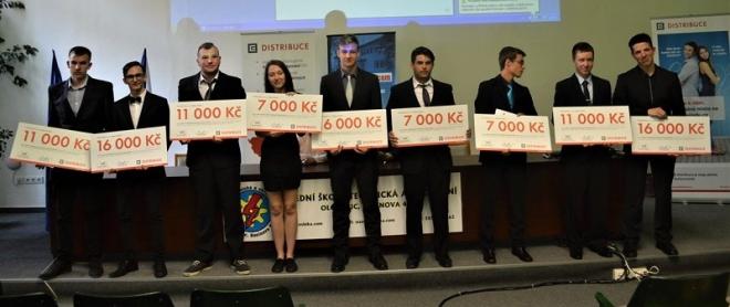 Vynálezce bleskosvodu na studenty zapůsobil, vyhráli 102 tisíc