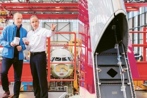 Henkel nabízí kompozitní řešení pro letectví a kosmonautiku