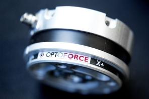 Společnost OptoForce vyrábí silové / torzní senzory