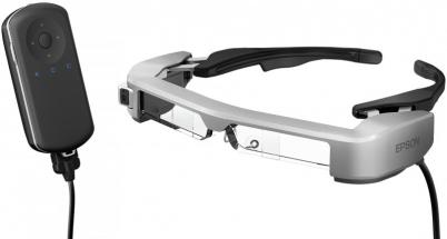 Brýle Moverio BT-35E uživateli umožňují přístup k obsahu s nízkou prodlevou a ze zařízení dle vlastního výběru