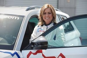 Rekordní čas s vozem KODIAQ RS zajela Sabine Schmitz, specialistka na Nürburgring. Dosud absolvovala na legendárním okruhu v regionu Eifel více než 30 000 kol.