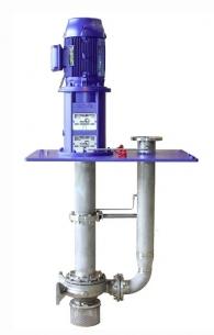 Nová vertikální zavěšená čerpadla konstrukční řady Estigia pro instalaci do nádrží za atmosférického tlaku