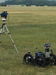 Čtyřkolový robot Orpheus-X4