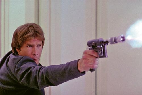 Zbraň z Hvězdných válek se v praxi neztratí
