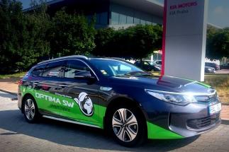 Soul EV je první celosvětově prodávaný elektromobil značky Kia