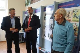 Muzeum elektroenergetiky v Havlíčkově Brodě bylo slavnostně otevřeno