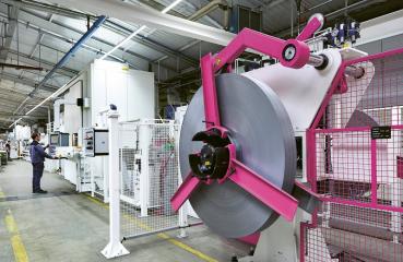 Po dokončení v roce 2020 bude mít nové výrobní centrum Rittal tři profilovací systémy, každý 70 m dlouhý