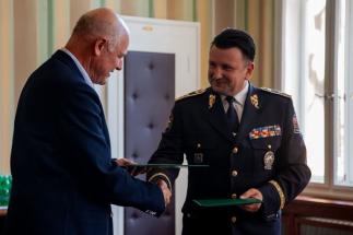 Policie ČR a VŠCHT Praha prohloubily spolupráci v oblasti analýzy pachových stop