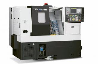 Obr. 2: CNC soustruh KIT