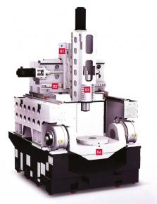 Obr. 4: Odkrytovaný stroj Hi-Mold 750 5A