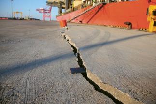 Následky zemětřesení v Pchohangu z 15. listopadu 2017