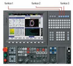 Obr. 4: Řídicí systém OSP-P300
