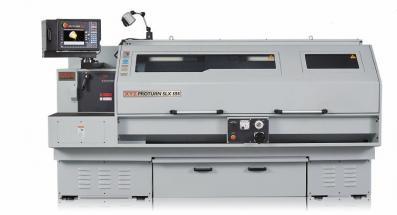 Soustruhy řady SLX jsou dostupné v šesti různých velikostech