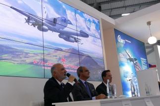 Aero Vodochody a izraelská IAI představily víceúčelový letoun F/A-259 Striker