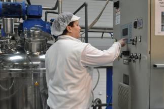 CORMEN je předním českým výrobcem pracovní kosmetiky