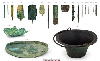 Čeští vědci jako první vysledovali původ rudy kovové nádoby ze starověkého Egypta – překvapivě pochází až z Malé Asie