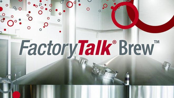 Společnosti Rockwell Automation a McRae Integration společně vyvinuly řešení FactoryTalk Brew pro velké pivovary