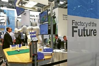 Veletrh Automatica dal návštěvníkům možnost nahlédnout do továren budoucnosti