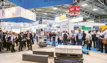 Dánská firma Mobile Industrial Robots (MiR) představila svůj nejnovější produkt: MiR500, který má zdvihovou nosnost až 500 kg