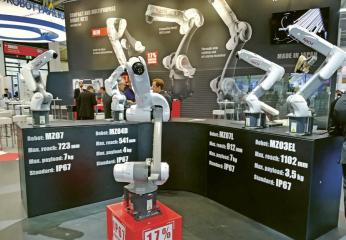 Cobotům patří 3 % celkového trhu s roboty, ale do roku 2025 by to mělo být 34 %