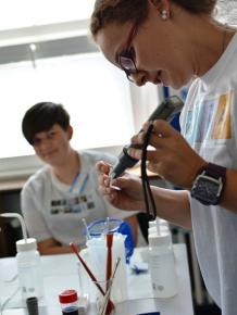 Středoškoláci se stanou posluchači prázdninové školy na téma Nanomateriály a nanotechnologie.