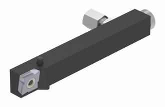 Nástroje řady SOGX WNT nabízí efektivní a procesně spolehlivé řešení díky geometrii a tangenciálnímu uložení VBD