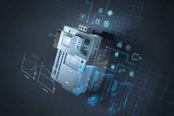 Softstartéry omezují rozběhový proud a točivý moment u pohonů a elektromotorů. Jejich využitím lze snížit mechanické zatížení a krátkodobé poklesy napětí v síti. Napájecí napětí je sníženo ve všech třech fázích na nastavitelnou počáteční hodnotu  a následně je po zvolenou dobu postupně zvyšováno až na velikost síťového napětí.
