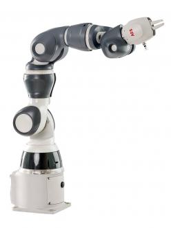 Jednoruký robot YuMi® – IRB 14050