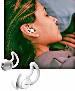 Bose vychází z existujících bezdrátových Bluetooth sluchátek s patentovanými speciálně měkčenými silikonovými zámky do uší StayHear+