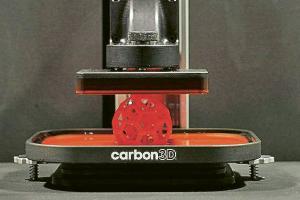 Tiskárna pro metodu CLIP od kalifornské Carbon 3D
