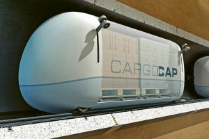 Poslední typ robovagonů CargoCap